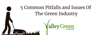 5 Common Pitfalls and Issues Of The Green Industry