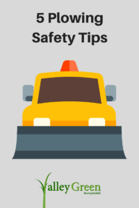 plowing safety tips