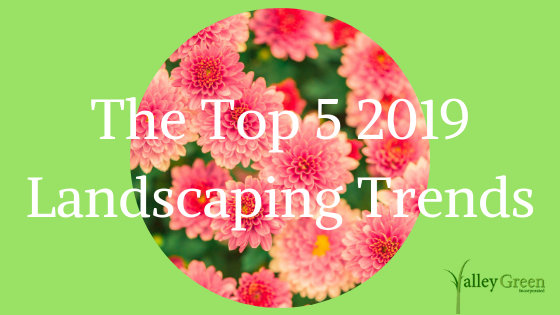 The Top 5 2019 Landscaping Trends