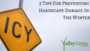 5 Tips For Preventing Hardscape Damage In The Winter