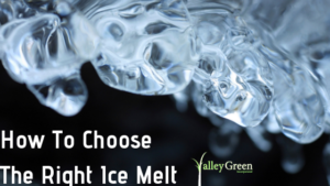 How To Choose The Right Ice Melt