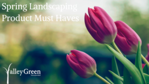spring landscaping product must haves