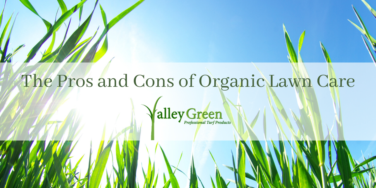 The Pros and Cons of Organic Lawn Care